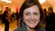 Zuversichtlich: Simone Lange will SPD-Vorsitzende werden