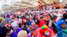 Im Karneval der Kälte trotzen