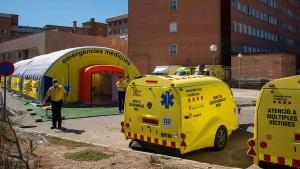Spaniens Kampf ums Überleben
