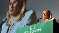 Arianna Huffington expandiert mit ihrer Netzzeitung im Herbst auch nach Deutschland