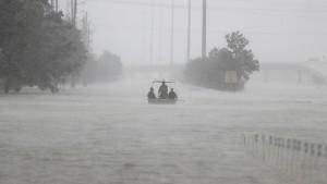 Houstons Bürgermeister verhängt Ausgangssperre