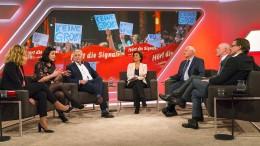 Sozialdemokraten im Schwebezustand