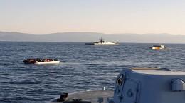 """""""Von Kriegsschiffen begleitete Migranten sind keine Flüchtlinge"""""""
