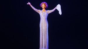 Whitney Houston-Hologramm auf Tour