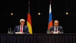 Der Zynismus des Kremls