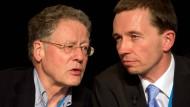 AfD-Spitze hadert mit Parteibasis