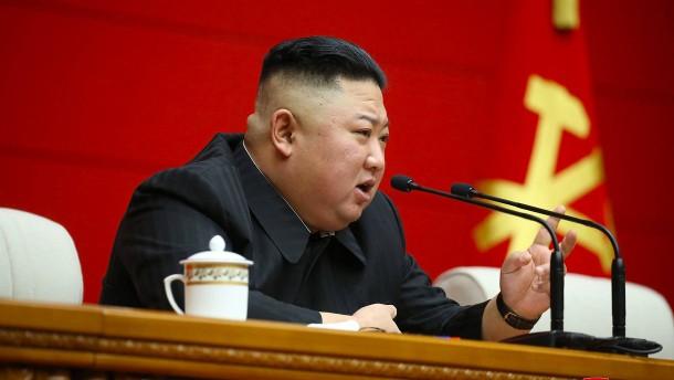 Nordkorea testet Kurzstreckenraketen
