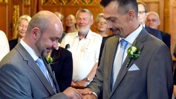 Supreme Court legalisiert Homo-Ehe in allen US -