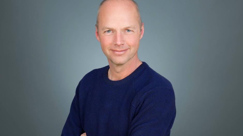 Der frühere Vice President von Google, Sebastian Thrun.