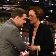 Knappe Sache: Die Spitzenkandidaten Marcus Weinberg (CDU) und Anna von Treuenfels-Frowein (FDP)
