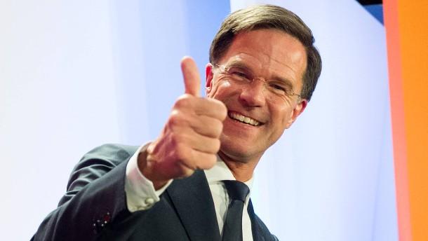 Diese Niederländer wählten den Sieger