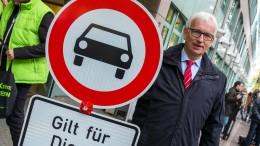 CDU will Umwelthilfe Mittel streichen