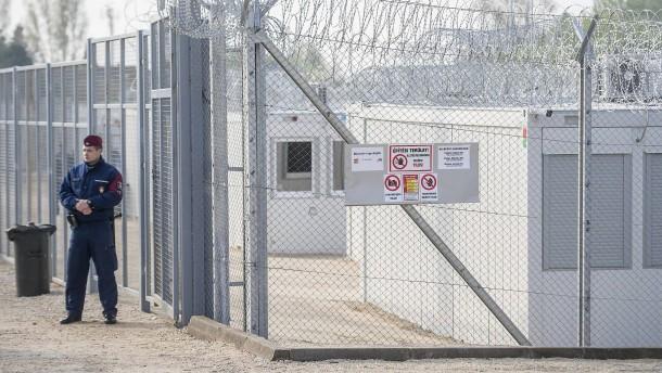 """EuGH stuft ungarische Transitzone für Asylbewerber als """"Haft"""" ein"""