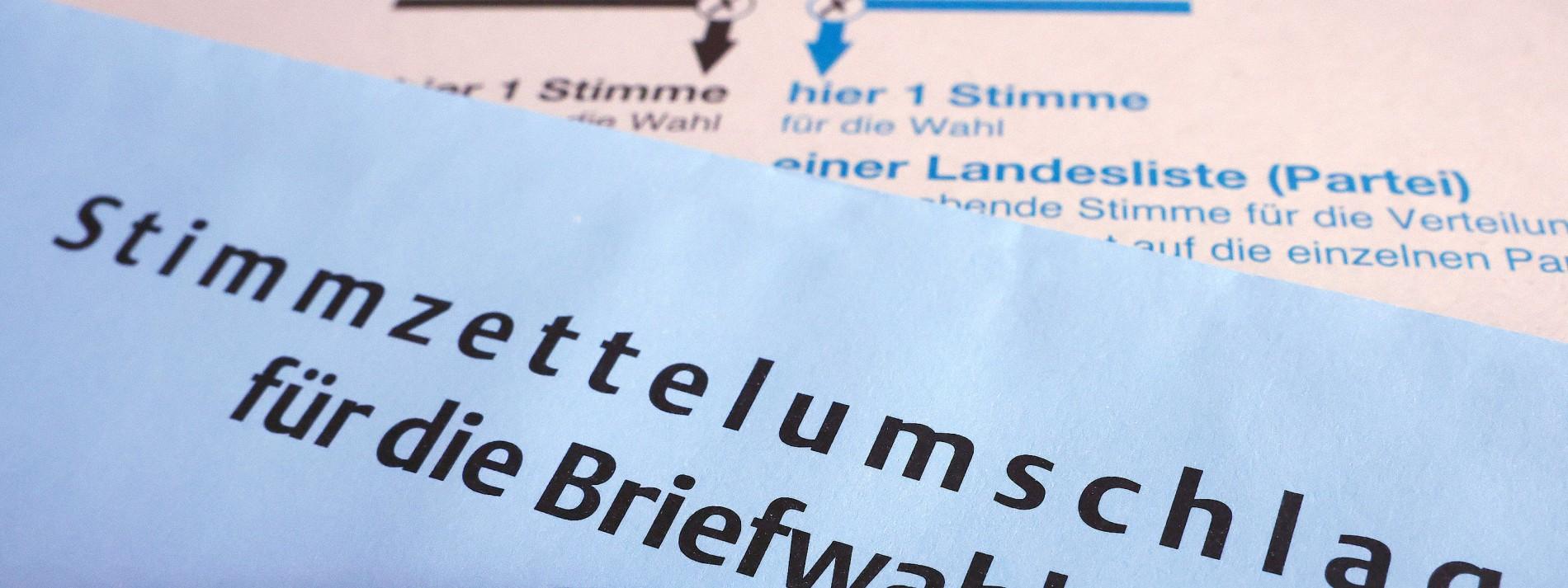 Deutsche Post bereitet sich auf mehr als 60 Prozent Briefwähler vor