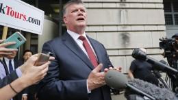 Ex-Wahlkampfchef Manafort belastet Trump