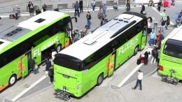 Flixbus startet Expansion nach Amerika