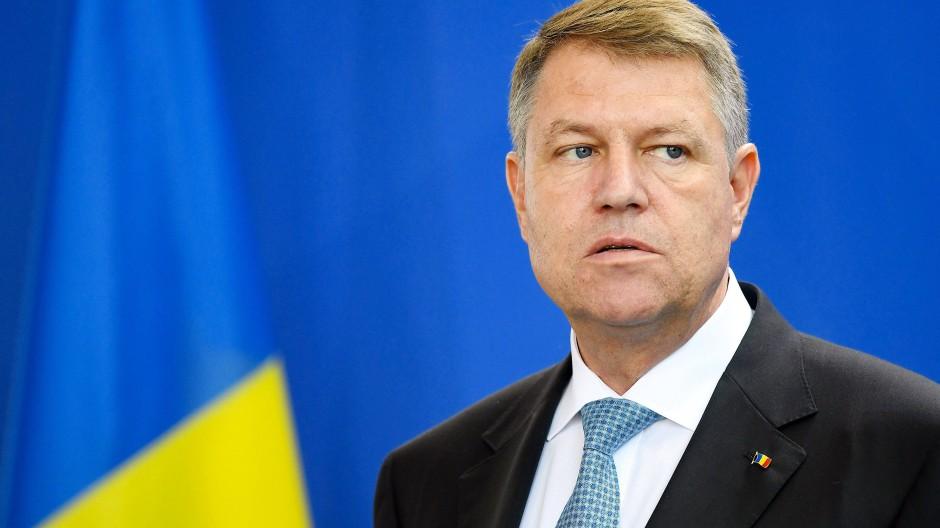Amtsinhaber Klaus Johannis wird wahrscheinlich als Sieger aus der Stichwahl um das Präsidentenamt hervorgehen.