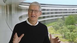 Apple-Chef erhält Firmenanteile von 38 Millionen Dollar