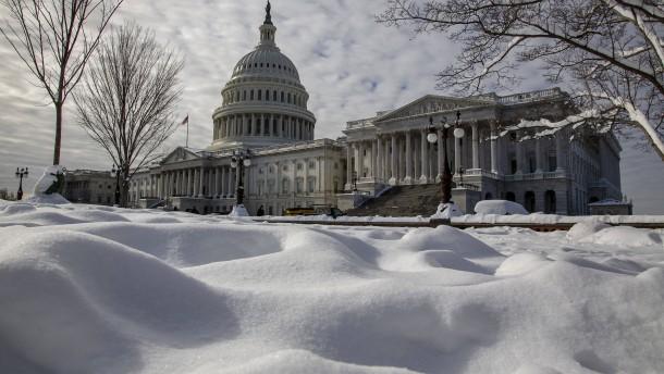 Amerikaner wappnen sich für Rekord-Frost und arktische Winde