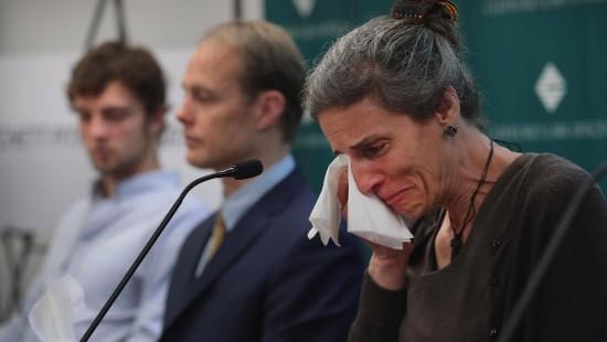 Erste Opferfamilie verklagt Boeing