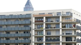 Kaum freie Wohnungen in Frankfurt