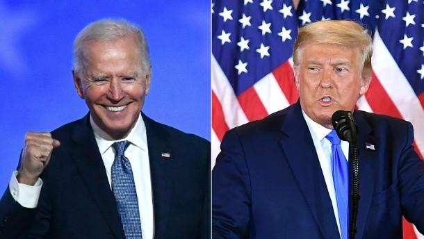 Trump will Amt geordnet übergeben