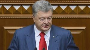 Russland verhängt Sanktionen gegen Ukraine