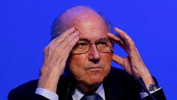 Blatter: So etwas Respektloses habe ich noch nie erlebt