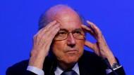 Fifa-Präsident Blatter will wieder kandidieren