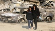 Zahlreiche Tote und rund 2000 zerstörte Häuser in Valparaiso