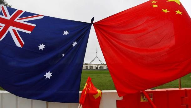 "Australien beklagt schwere ""staatsbasierte"" Cyberattacke"