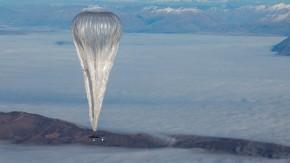Kopie von Google Internet-Ballon