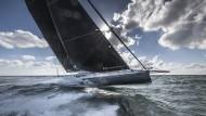 """Mit seiner Yacht """"Malizia"""" will Boris Herrmann nicht nur an der Vendée Globe teilnehmen, sondern auch beim Ocean Race mit einer internationalen Crew um die Welt segeln."""