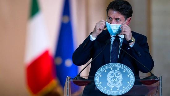 Wie Italien gegen die Pandemie ankämpft