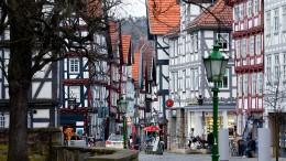 Lange Haftstrafen für Mafiosi aus Nordhessen