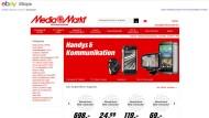 Media Markt jetzt noch stärker auf Ebay