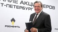 Altbundeskanzler Schröder wird Chef vom Rosneft-Aufsichtsrat