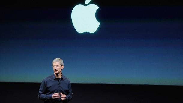 Apple behält beim neuen iPhone das alte Design bei