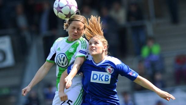 Potsdam und Wolfsburg trennen sich torlos