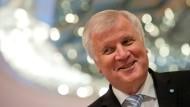 Energiewende? Aber bitte nicht bei uns: Horst Seehofer (CSU) Ende Dezember in der Staatskanzlei in München
