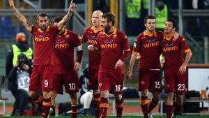 Revolution im  italienischen Fußball