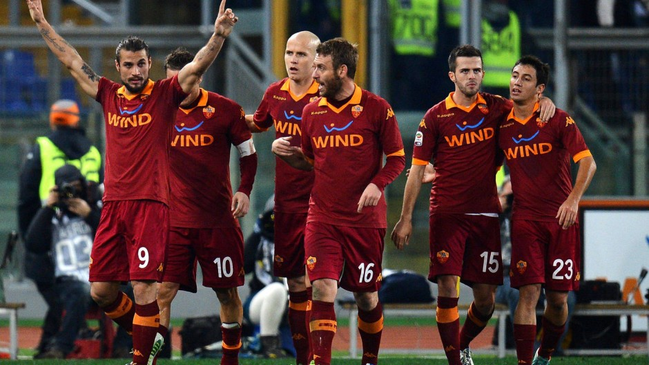 Bis heute unterstützen Familienclans oder Patrone à la Berlusconi in Italien ein marodes Fußballsystem – der AS Rom hält dagegen.