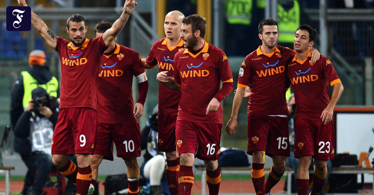 Fußball Rom