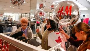 H&M kriegt die Kurve
