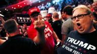 Trumps Anhänger drohen mit Revolution