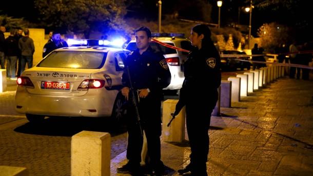 Blutige Eskalation in Jerusalem