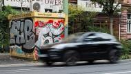 Von den Fahrverboten werden mehr als 60.000 Fahrzeuge betroffen sein.