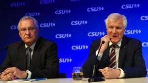 CSU wollte nie Obergrenze für tatsächlich Asylberechtigte festlegen