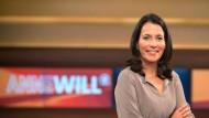 ARD-Moderatorin Anne Will diskutierte mit ihren Gästen über die mögliche Wahl von Bodo Ramelow zum Ministerpräsidenten in Thüringen