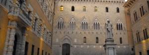 Sorgenkind: Die italienische Banca Monte dei Paschi schneidet im Stresstest am schlechtesten ab.